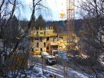 Nueva construcción Fotos de archivo