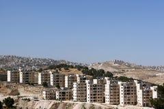 Nueva construcción en Israel Imágenes de archivo libres de regalías