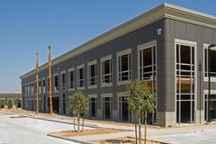 Nueva construcción industrial foto de archivo libre de regalías