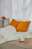Nueva definición del dormitorio Fotos de archivo
