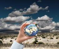 Nueva energía limpia de Choise Fotos de archivo libres de regalías