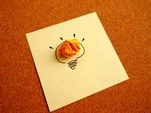 Nueva idea de creativo imagen de archivo libre de regalías