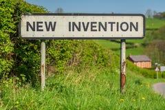 Nueva invención, Shropshire, Inglaterra, Reino Unido imagen de archivo