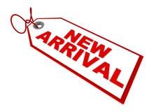 Nueva llegada Foto de archivo