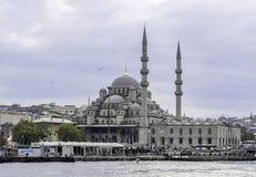 Nueva mezquita Fotos de archivo libres de regalías