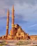 Nueva mezquita del Sharm el Sheikh foto de archivo libre de regalías