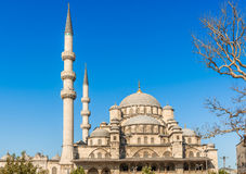 Nueva mezquita en Estambul, Turquía Fotos de archivo
