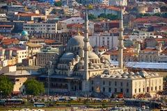 Nueva mezquita, Estambul, Turquía fotografía de archivo libre de regalías