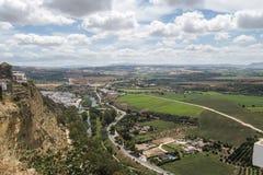 Nueva Mirador de Ла peña, Ла Frontera Arcos de, Испания Стоковая Фотография RF
