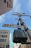 Nueva Montgomery Imagenes de archivo
