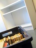 Nueva oficina Imágenes de archivo libres de regalías