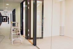 Nueva oficina Imagen de archivo libre de regalías
