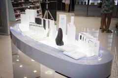 Nueva presentación del parfume Imagen de archivo