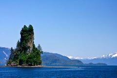 Nueva roca de Eddystone fotos de archivo