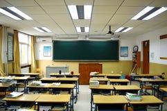 nueva sala de clase Imagen de archivo