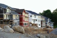 Nueva vecindad foto de archivo