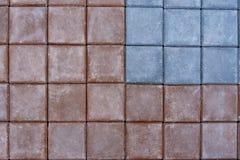 nueva visión superior de pavimentación Fotografía de archivo libre de regalías