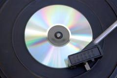 Nueva y vieja tecnología. Imagenes de archivo