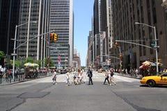 Nueva York Fotos de archivo