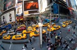 Nueva York, Broadway Imagen de archivo