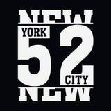 Nueva York Brooklyn ilustración del vector