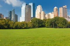 Nueva York Central Park Foto de archivo libre de regalías