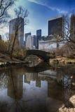 Nueva York Central Park Fotos de archivo