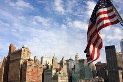 Nueva York, ciudad Fotografía de archivo libre de regalías