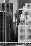 Nueva York corporativa Fotografía de archivo libre de regalías