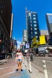 NUEVA YORK - 22 DE AGOSTO Fotografía de archivo
