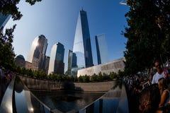 NUEVA YORK - 24 DE AGOSTO Imagen de archivo