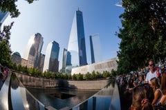 NUEVA YORK - 24 DE AGOSTO DE 2015 Imágenes de archivo libres de regalías