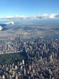 Nueva York de arriba Imagen de archivo