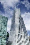 NUEVA YORK - 14 DE OCTUBRE: Freedom Tower, el edificio primario del th Imagenes de archivo