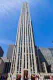 Nueva York de Rockefeller Fotos de archivo