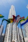 Nueva York de Rockefeller Foto de archivo
