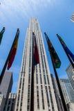 Nueva York de Rockefeller Fotografía de archivo