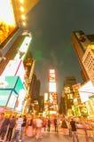 Nueva York - 5 de septiembre de 2010: Times Square el 5 de septiembre en nuevo Imagenes de archivo