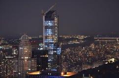 Nueva York del top Imagen de archivo libre de regalías