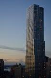Nueva York en la oscuridad Imagen de archivo