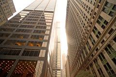 Nueva York financiera Foto de archivo