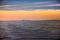 Nueva York hasta ahora lejos Fotos de archivo