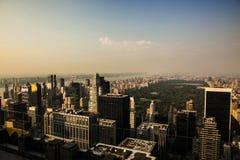 Nueva York, los E Imágenes de archivo libres de regalías