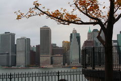 Nueva York, los E.E.U.U. Fotos de archivo libres de regalías