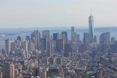 Nueva York, Manhattan los E.E.U.U. imágenes de archivo libres de regalías