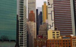 Nueva York Norteamérica Fotografía de archivo libre de regalías