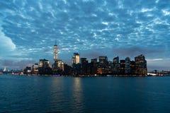 Nueva York, Nueva York Imágenes de archivo libres de regalías