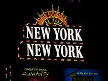 Nueva York Nueva York Foto de archivo libre de regalías
