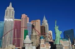 Nueva York Nueva York Las Vegas Fotos de archivo libres de regalías