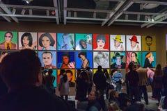 Nueva York, NY/unió estados 9 de diciembre de 2018: Whitney Museum de Amer fotografía de archivo